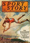 Sport Story Magazine (1923-1943 Street & Smith) Pulp Vol. 19 #5