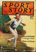 Sport Story Magazine (1923-1943 Street & Smith) Pulp Vol. 19 #6