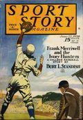 Sport Story Magazine (1923-1943 Street & Smith) Pulp Vol. 20 #2