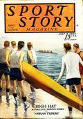 Sport Story Magazine (1923-1943 Street & Smith) Pulp Vol. 20 #3