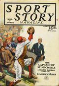 Sport Story Magazine (1923-1943 Street & Smith) Pulp Vol. 20 #5