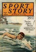 Sport Story Magazine (1923-1943 Street & Smith) Pulp Vol. 20 #6