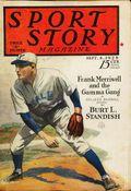 Sport Story Magazine (1923-1943 Street & Smith) Pulp Vol. 21 #1