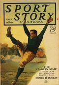 Sport Story Magazine (1923-1943 Street & Smith) Pulp Vol. 21 #2