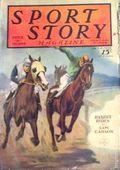 Sport Story Magazine (1923-1943 Street & Smith) Pulp Vol. 21 #3
