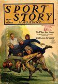 Sport Story Magazine (1923-1943 Street & Smith) Pulp Vol. 21 #4