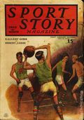 Sport Story Magazine (1923-1943 Street & Smith) Pulp Vol. 22 #1