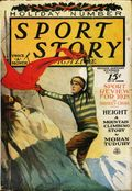 Sport Story Magazine (1923-1943 Street & Smith) Pulp Vol. 22 #2