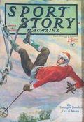 Sport Story Magazine (1923-1943 Street & Smith) Pulp Vol. 22 #3