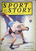 Sport Story Magazine (1923-1943 Street & Smith) Pulp Vol. 22 #5