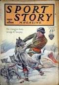 Sport Story Magazine (1923-1943 Street & Smith) Pulp Vol. 22 #6