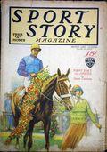 Sport Story Magazine (1923-1943 Street & Smith) Pulp Vol. 23 #2