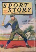 Sport Story Magazine (1923-1943 Street & Smith) Pulp Vol. 24 #1