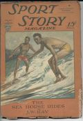 Sport Story Magazine (1923-1943 Street & Smith) Pulp Vol. 24 #3
