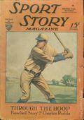 Sport Story Magazine (1923-1943 Street & Smith) Pulp Vol. 24 #4
