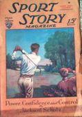 Sport Story Magazine (1923-1943 Street & Smith) Pulp Vol. 24 #5
