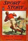 Sport Story Magazine (1923-1943 Street & Smith) Pulp Vol. 25 #1