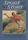 Sport Story Magazine (1923-1943 Street & Smith) Pulp Vol. 25 #2