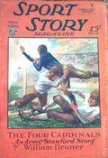 Sport Story Magazine (1923-1943 Street & Smith) Pulp Vol. 25 #3