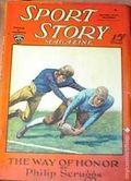 Sport Story Magazine (1923-1943 Street & Smith) Pulp Vol. 25 #4