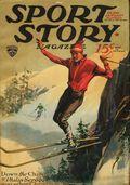 Sport Story Magazine (1923-1943 Street & Smith) Pulp Vol. 26 #2