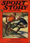Sport Story Magazine (1923-1943 Street & Smith) Pulp Vol. 26 #3
