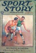 Sport Story Magazine (1923-1943 Street & Smith) Pulp Vol. 26 #4