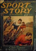 Sport Story Magazine (1923-1943 Street & Smith) Pulp Vol. 27 #1