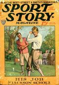 Sport Story Magazine (1923-1943 Street & Smith) Pulp Vol. 27 #3