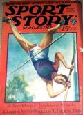 Sport Story Magazine (1923-1943 Street & Smith) Pulp Vol. 27 #6