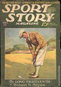 Sport Story Magazine (1923-1943 Street & Smith) Pulp Vol. 28 #3