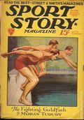 Sport Story Magazine (1923-1943 Street & Smith) Pulp Vol. 28 #4