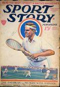 Sport Story Magazine (1923-1943 Street & Smith) Pulp Vol. 28 #5