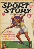 Sport Story Magazine (1923-1943 Street & Smith) Pulp Vol. 28 #6