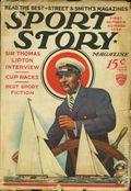 Sport Story Magazine (1923-1943 Street & Smith) Pulp Vol. 29 #1