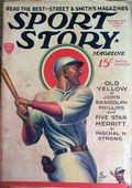 Sport Story Magazine (1923-1943 Street & Smith) Pulp Vol. 29 #2