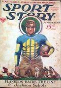 Sport Story Magazine (1923-1943 Street & Smith) Pulp Vol. 29 #3