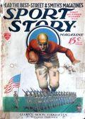 Sport Story Magazine (1923-1943 Street & Smith) Pulp Vol. 29 #5