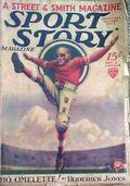 Sport Story Magazine (1923-1943 Street & Smith) Pulp Vol. 29 #6