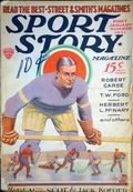 Sport Story Magazine (1923-1943 Street & Smith) Pulp Vol. 30 #1