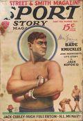 Sport Story Magazine (1923-1943 Street & Smith) Pulp Vol. 30 #3