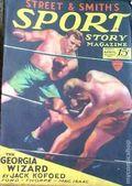 Sport Story Magazine (1923-1943 Street & Smith) Pulp Vol. 31 #1