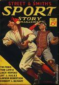Sport Story Magazine (1923-1943 Street & Smith) Pulp Vol. 31 #3