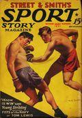 Sport Story Magazine (1923-1943 Street & Smith) Pulp Vol. 31 #4