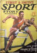 Sport Story Magazine (1923-1943 Street & Smith) Pulp Vol. 31 #6