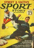 Sport Story Magazine (1923-1943 Street & Smith) Pulp Vol. 32 #2