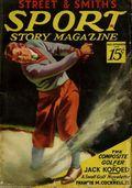 Sport Story Magazine (1923-1943 Street & Smith) Pulp Vol. 32 #3