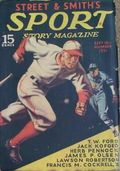 Sport Story Magazine (1923-1943 Street & Smith) Pulp Vol. 32 #5