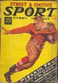 Sport Story Magazine (1923-1943 Street & Smith) Pulp Vol. 33 #2