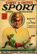 Sport Story Magazine (1923-1943 Street & Smith) Pulp Vol. 33 #5